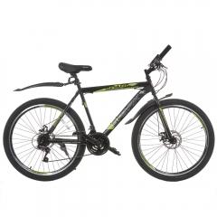 Купить Велосипед SPARK FORESTER 26-ST-20-ZV-D (Черный с желтым)