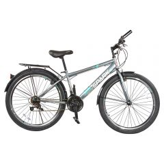 Купить Велосипед SPARK INTRUDER 26-ST-15-ZV-V (Серый с голубым)