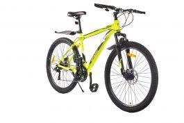 Велосипед SPARK HUNTER 27,5-AL-19-AM-D (Черный с желтым)