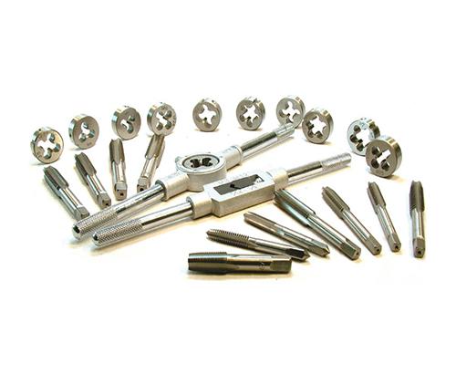 Комплектующие для резьбонарезных инструментов