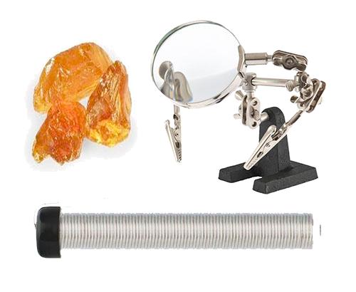 Витратні матеріали для паяльного обладнання