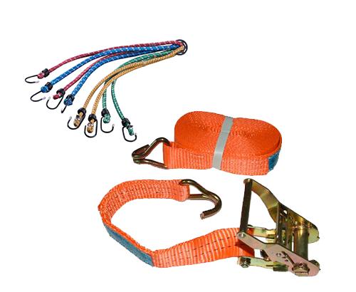 Пристрої для кріплення багажу