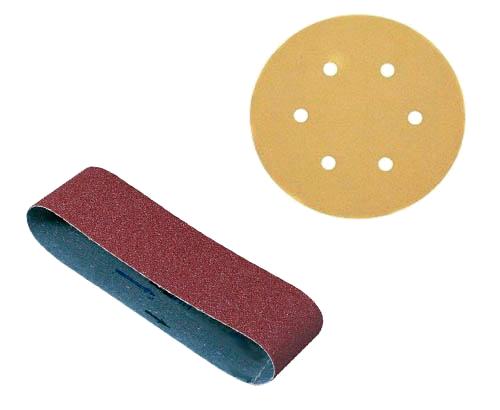 Полировочные и шлифовочные элементы