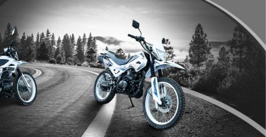 мотоцикл Spark