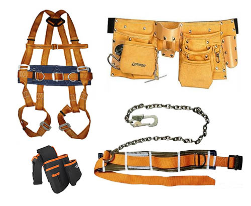 Пояса, ремни и сумки